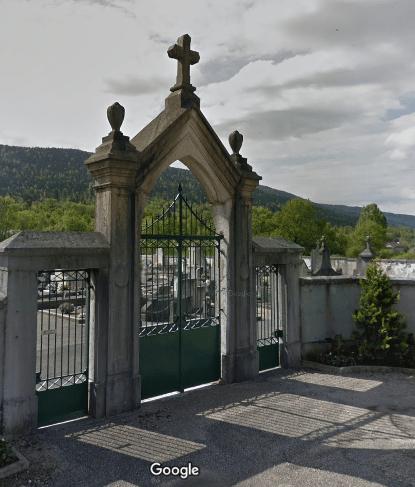 cimetière de Bellignat