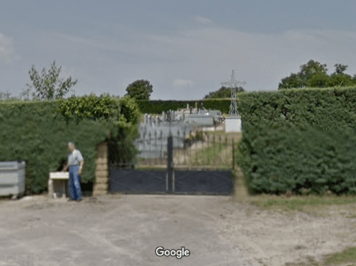 cimetières de la Fouillade