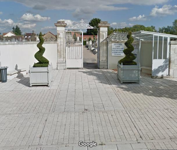 cimetière deCosne-Cours-sur-Loire