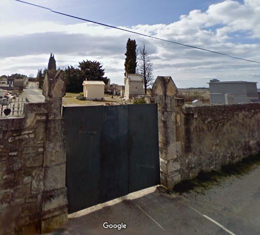 cimetière de Saint-Maurice-de-Cazevieille