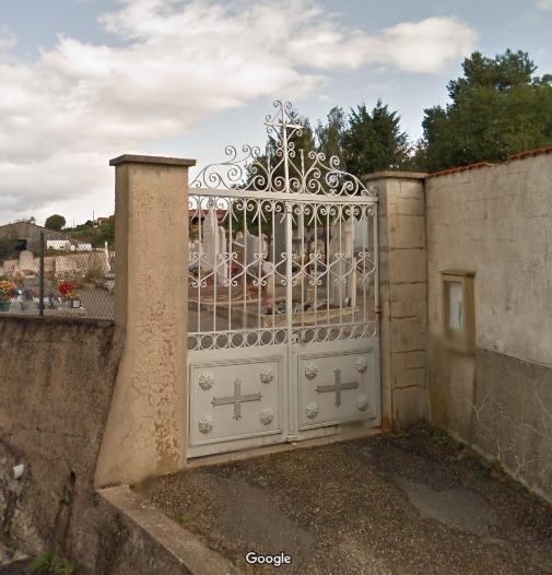 cimetière de Maringes