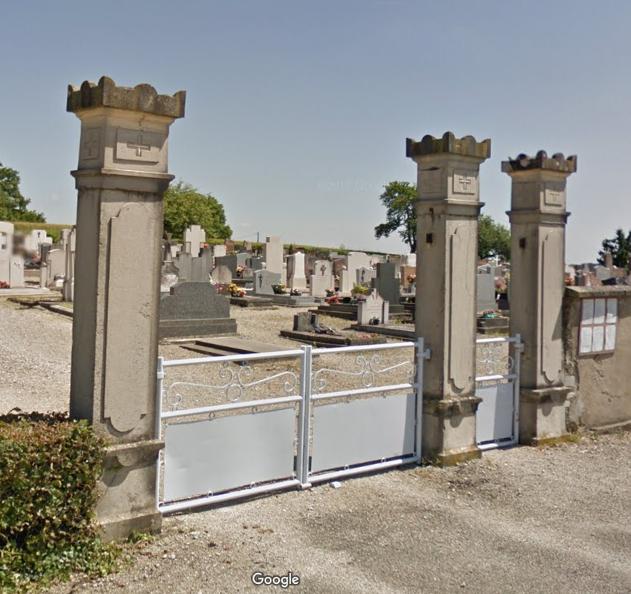 cimetière de Cormoz