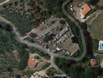 cimetière de Rodès