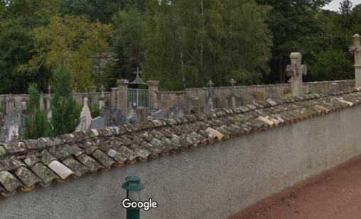 cimetière de Mogneneins