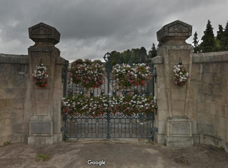 Cimetière d'Avallon