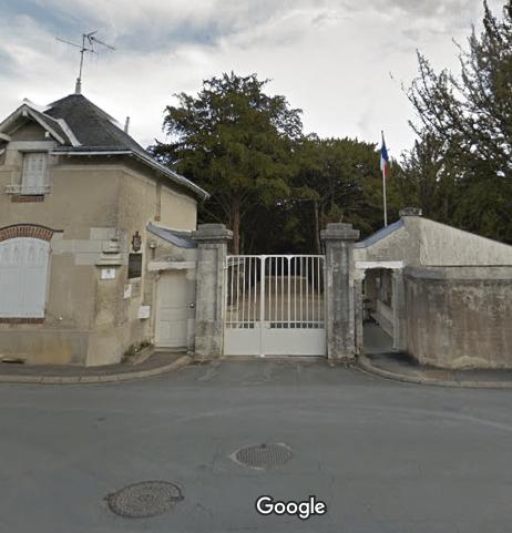 cimetière d'Amboise