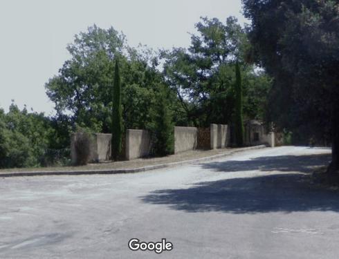 cimetière de Vence