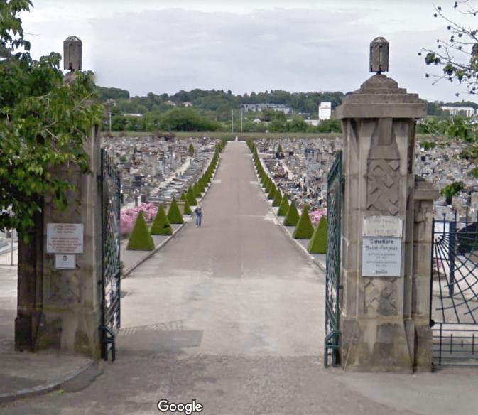 Cimetière de Saint Ferjeux
