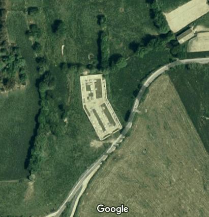 Le cimetière de Blavignac