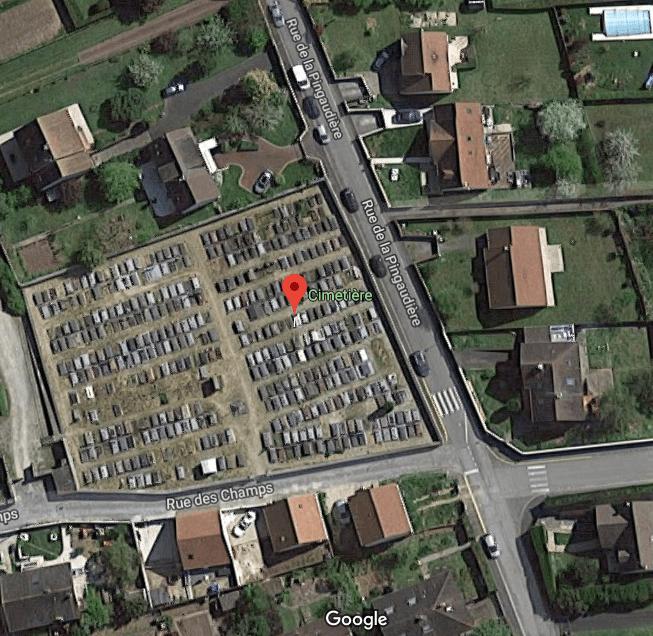 Cimetière de Bouray-sur-Juine