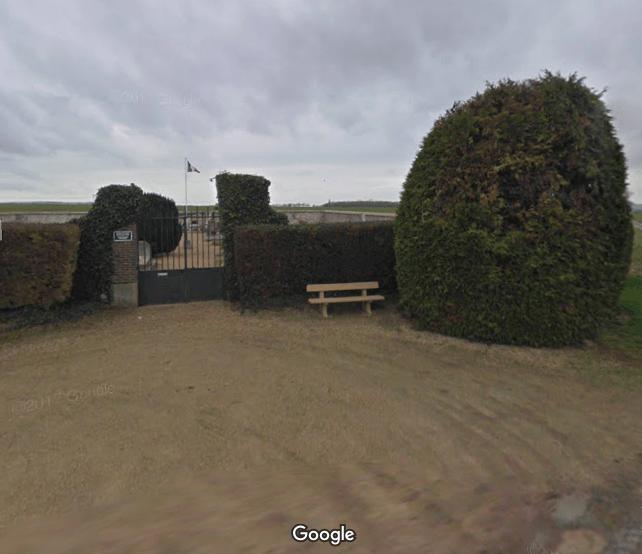 cimetière deMareil-le-Guyon