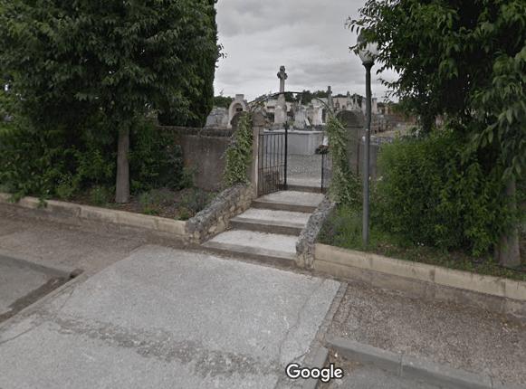 cimetière de Montussan