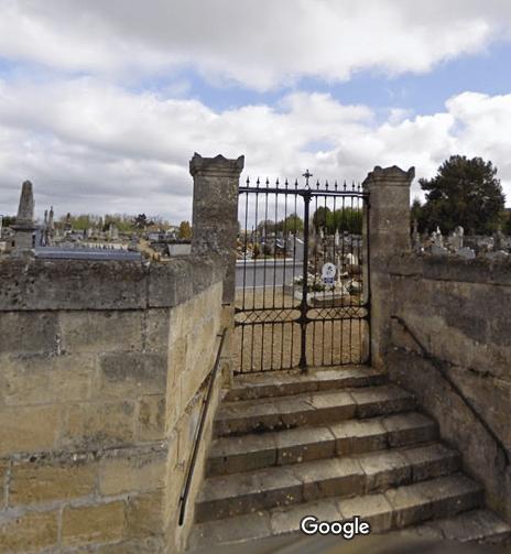 cimetièrede Montpon-Ménestérol