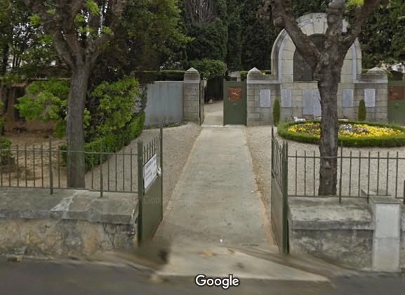 cimetièrede Thuir