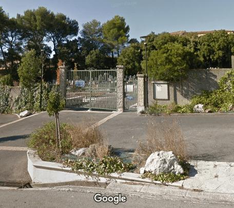 cimetière deSeptèmes-les-Vallons