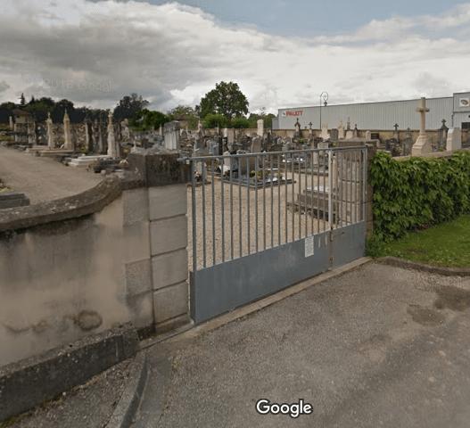 cimetière de Vonnas