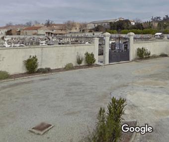 cimetièrede Bollène