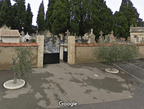 cimetière de Puisserguier