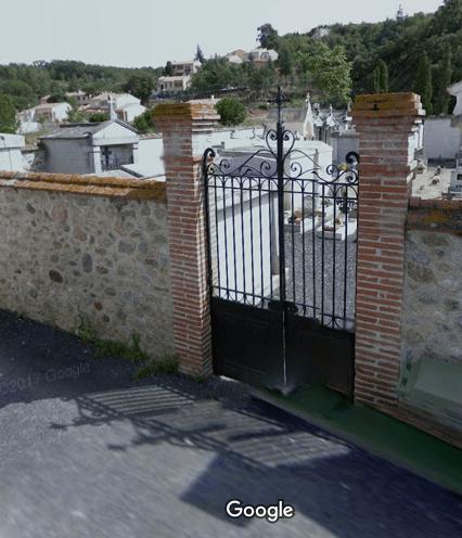 cimetière de Maureillas-las-Illas