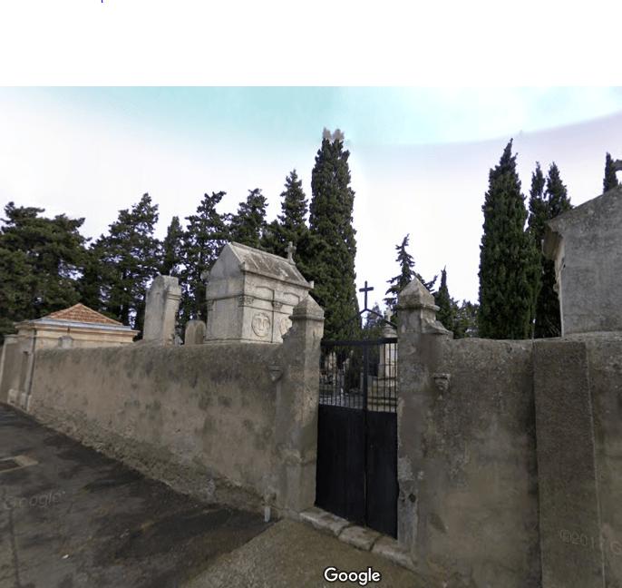 cimetièrede Montady