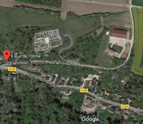 cimetièrede Guillerval