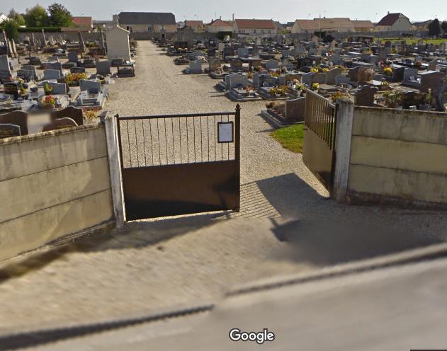 cimetière de Arcis-sur-Aube