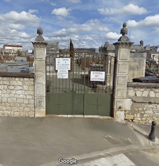cimetièrede Souillac