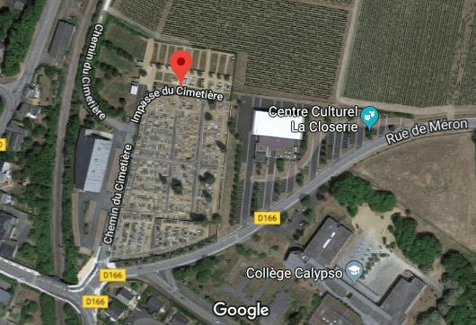cimetièrede Montreuil-Bellay