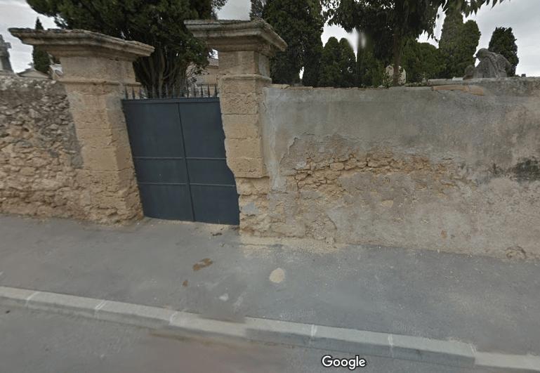 cimetièrede Poussan