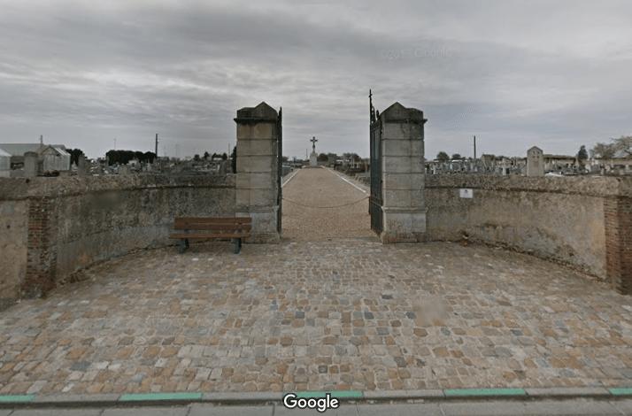 cimetièrede Verneuil-sur-Avre
