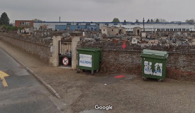 cimetièrede Dun-sur-Auron
