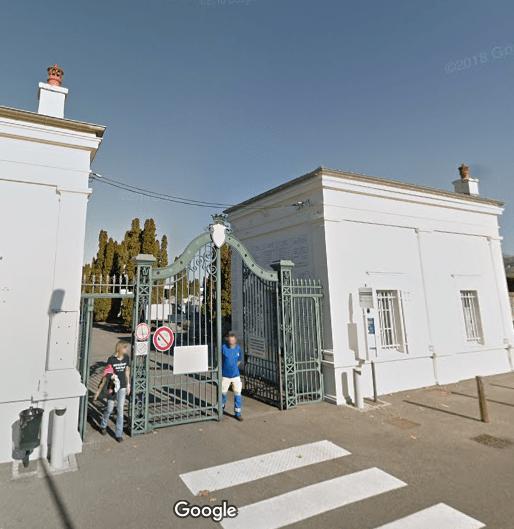 cimetièrede Thonon-les-Bains