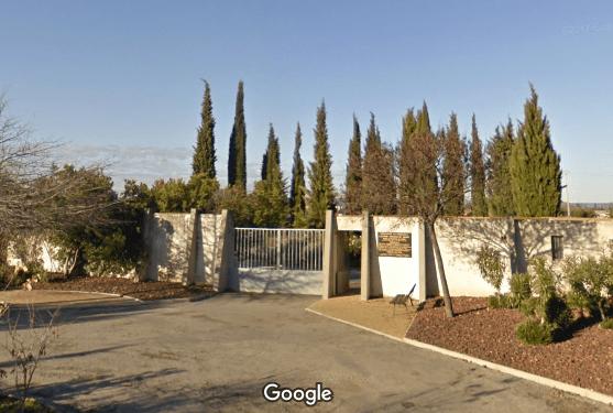 cimetières de Rodilhan
