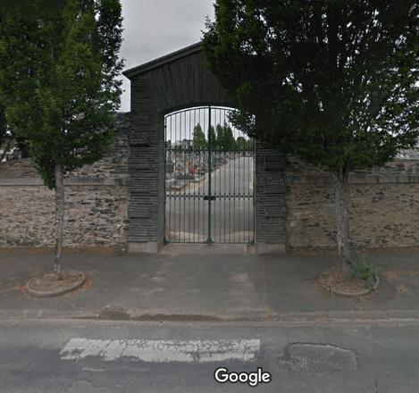 cimetière deTrélazé