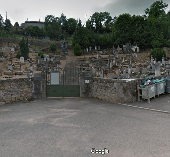 cimetière d'Ambierle