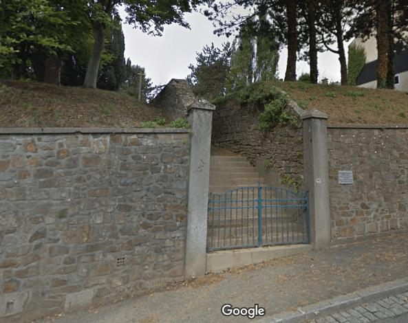 cimetière de Coutances