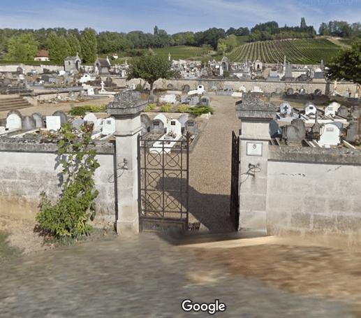 cimetière de Castillon-la-Bataille