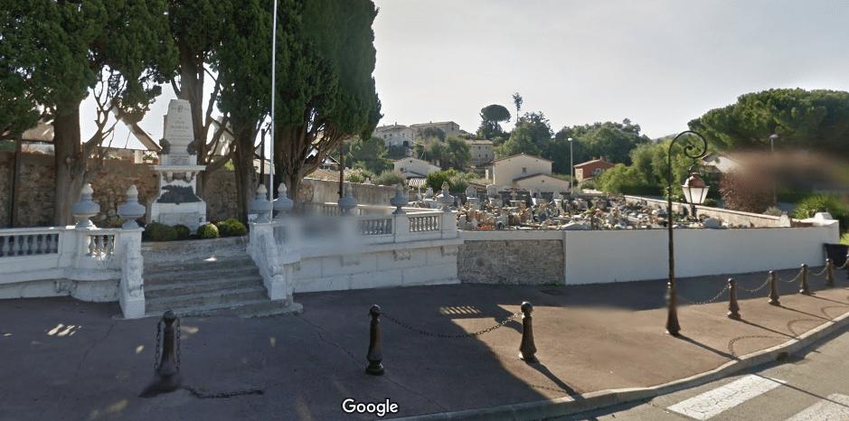cimetière de Pégomas