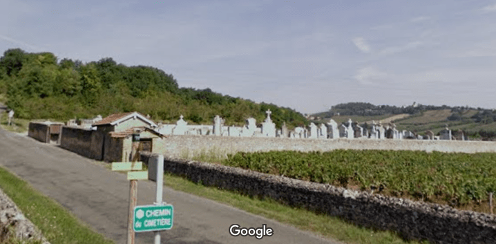 cimetière de Lozanne