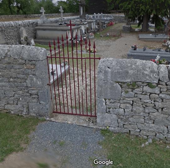 cimetière de Sébazac-Concourès