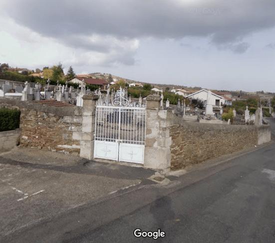 cimetièrede Genilac