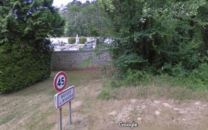 cimetière de Boissy-la-Rivière