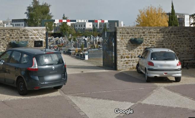 cimetière deSaint-Cyr-l'École
