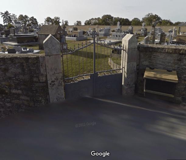 cimetière de Villefranche-de-Panat