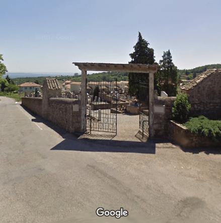 cimetière de Pélussin