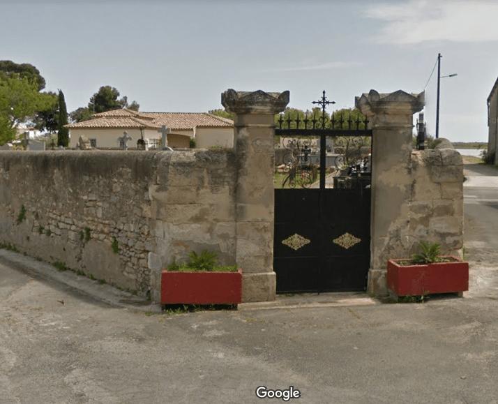 cimetière deCandillargues