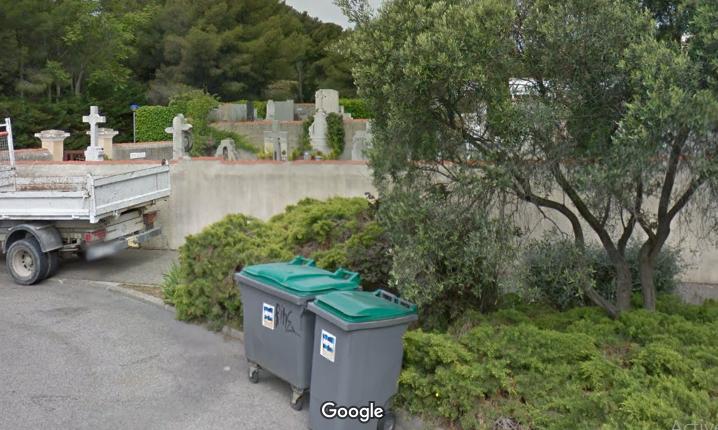 cimetière de Sausset-les-Pins