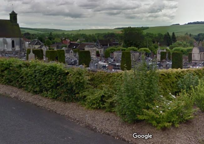 cimetière d'Aix-en-Othe