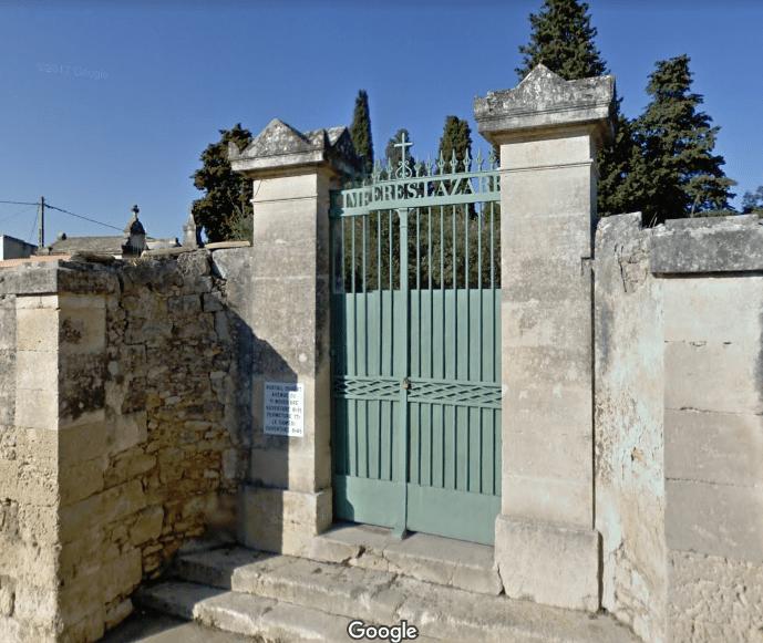 Cimetière de Castries