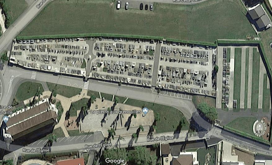Cimetière de Châtillon-en-Michaille